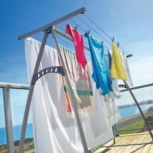 Hills Portable 170 Clothes Horse / Airer Dryer Washing Line