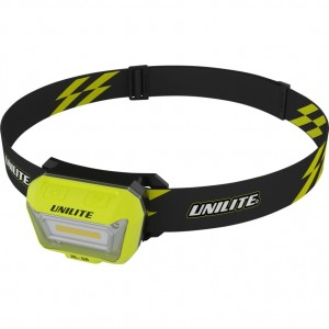 Unilite HL-5R LED Rechargeable Head Torch 325 Lumens