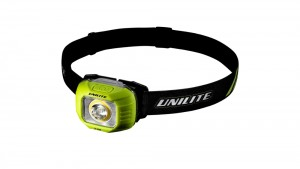 Unilite HT-650R LED Rechargeable Dual Beam Head Torch 650 Lumens