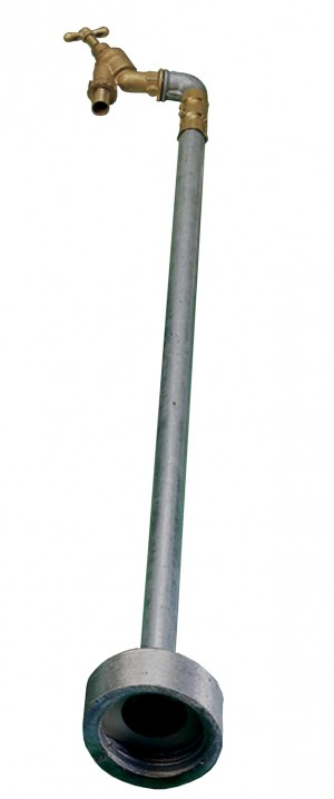 Hydrant Standpipe with Double Check Valve (Various Options)