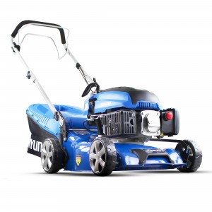 Hyundai HYM430SP Petrol Self Propelled Lawn Mower 42cm/16.5in