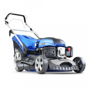 Hyundai HYM460SP Petrol Self Propelled Lawn Mower 46cm/18in