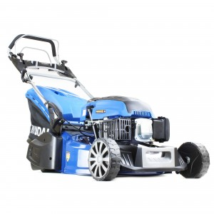 Hyundai HYM480SPR Petrol Self Propelled Lawn Mower 48cm/19in