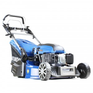 Hyundai HYM530SPER Petrol Self Propelled Lawn Mower 53cm/21in