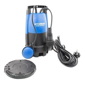 Hyundai HYSP400CD Submersible Water Pump with Float Switch 240v