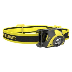 LED Lenser iSE05R Rechargeable Head Torch 180 Lumens