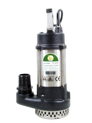 JS400 2in Submersible Drainage Manual Pump (110 or 240v)