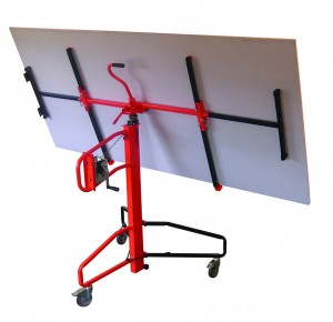 Levpano 2 Pro Plasterboard Lifter - Horizontal & Angle Panel Fixing Device