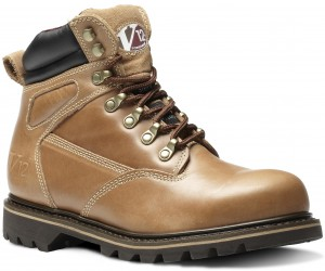 V12 Mohawk Safety Work Boots Brown (Sizes 6-12)