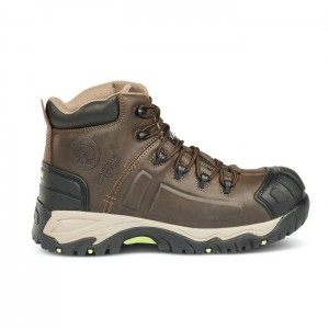 Apache NEPTUNE Waterproof Safety Work Boots Brown (Sizes 6-13)