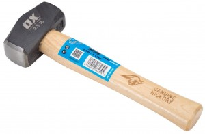 OX Pro Hickory Handle Club Hammer (2.5 or 4lb)