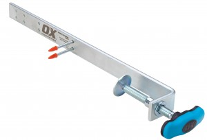 OX Pro Nail on Profile Clamp - 350mm