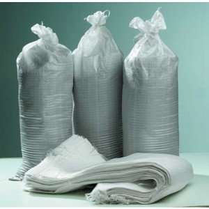 Poly Sand Bags 750 x 325mm with Ring Ties Flood Protection Sacks (Various Quantities)