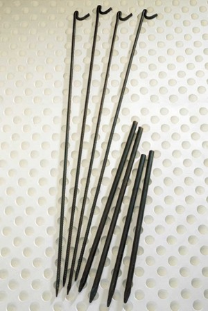 Road Form Steel Pin (Various Lengths)