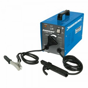 Silverline 160Amp MMA Arc Welder 240v