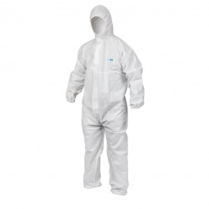 OX Type 5/6 Disposable Coverall White (Various Sizes)