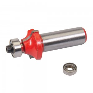 Silverline 1/2in Round Over/Ovolo Router Bit Cutter (Various Sizes)