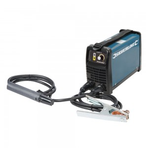 Silverline 200Amp MMA Inverter Arc Welder Kit