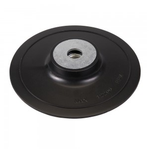 Silverline ABS Fibre Disc Backing Pad M14 x 2 Female Flange