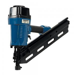 Silverline Air Framing Nailer 90mm