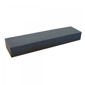 Silverline Aluminium Oxide Combination Sharpening Stone Medium/Coarse
