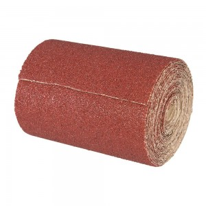 Silverline Aluminium Oxide Sanding Sheet Roll (Various Sizes)