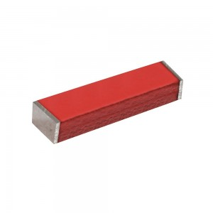 Silverline Bar Magnets 40x12.5x5mm Pack of 2