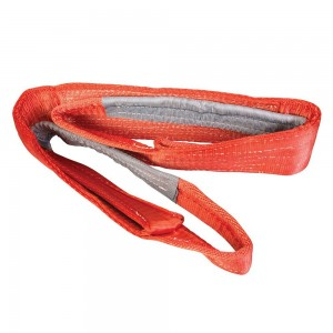 Silverline Cargo Lifting Webbing Sling 5 Tonne (Various Lengths)
