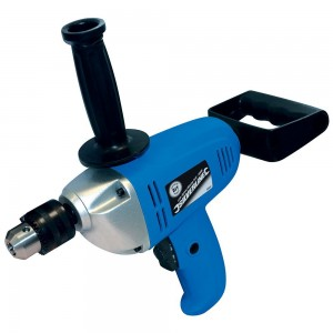 Silverline DIY 600w Mixing Drill Low Speed 240v