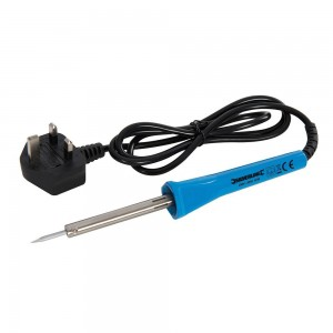 Silverline Electric Soldering Iron 40W