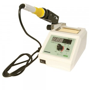 Silverline Electric Soldering Iron Station 48W