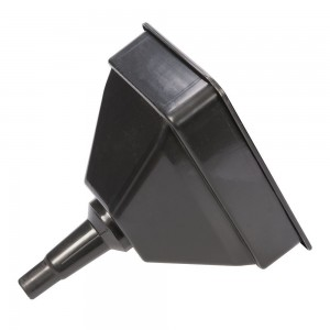 Silverline Funnel with Filter for Up-Ended Oil Containers