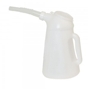 Silverline Graduated Pourer Measuring Jug (2 or 5 Litre)