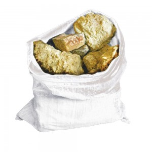 Silverline Heavy Duty Rubble Sacks Re-Usable Pack of 10