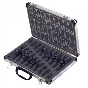 Silverline HSS-R Jobber Drill Bit Set 170 Piece