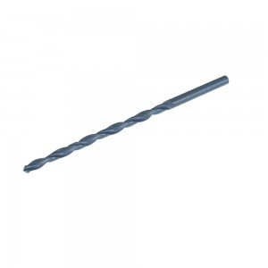 Silverline Metric HSS-R Long Series Drill Bits Pack of 10 (2.5-5.5mm size options)