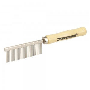 Silverline Paint Brush Cleaning Comb