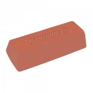 Silverline Red Polishing Compound 500g
