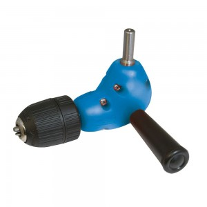 Silverline Right Angle Keyless Chuck 90 Degrees
