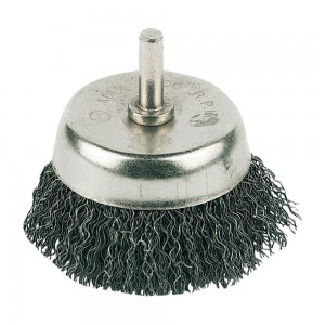 Silverline Rotary Steel Wire Cup Brush (Various Sizes)