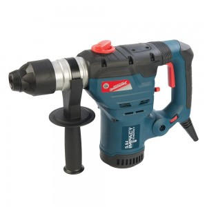 Silverline Silverstorm 1500w SDS Plus Combi Hammer Drill 240v