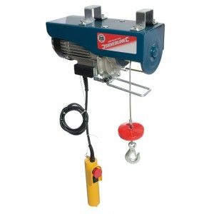 Silverline Silverstorm 900w Electric Hoist 500kg