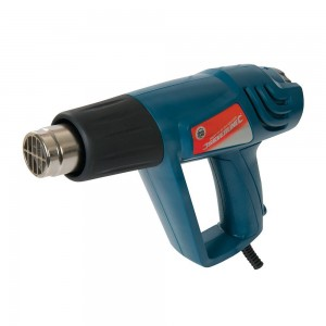 Silverline Silverstorm Hot Air Gun Adjustable 2000w 240v
