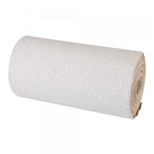 Silverline Stearated Aluminium Oxide Roll 5 Metres (Various Grits)