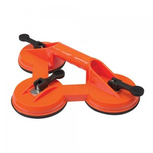 Silverline Triple Suction Pad Lifter 100kg