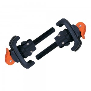 Silverline Workbench Clamps Pack of 2