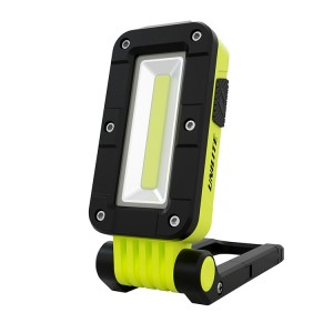 Unilite SLR-500 LED Rechargeable Folding Work Light 500 Lumens