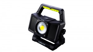 Unilite SP-4500 LED Rechargeable Site Work Light With Bluetooth Speaker 4500 Lumens