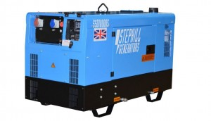 Stephill SSD10000S Super Silent Diesel Generator with Long Run Tank 8.0kW/10.0kVA (3 Phase / 400v)