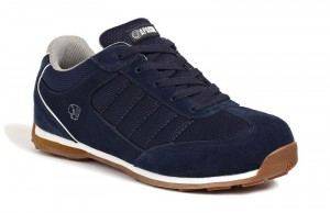 Apache STRIKE Safety Work Trainer Shoes Navy (Sizes 6-12)